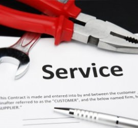 Page 31 - Product Support - ABOUT SERVICE CONTRACTS - Image 1