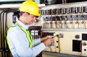 electrician tablou electric