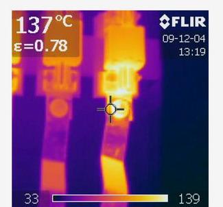 termoviziune conductoare electrice